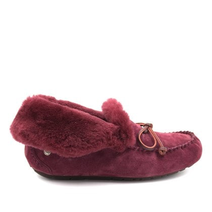 Мокасины UGG Alena Red Wine