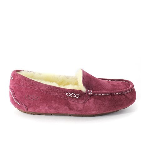 Мокасины UGG Ansley Red Wine
