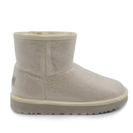 Угги UGG Classic Mini Transparent White