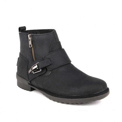 Полуботинки UGG Cossack Boot Black