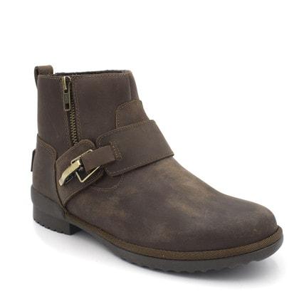 Полуботинки UGG Cossack Boot Chocolate