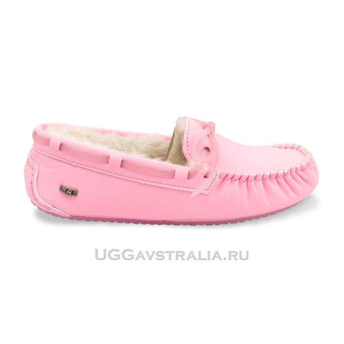 Женские мокасины UGG Dakota Candy Night Pink