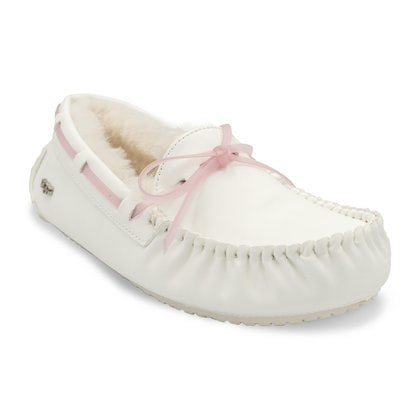 Мокасины UGG Dakota Candy Night White