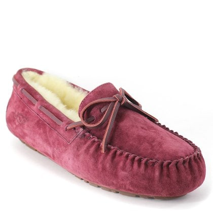 Мокасины UGG Dakota Red Wine