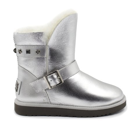 Угги UGG Dylyn Erica Metallic Silver