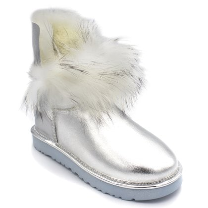 Угги UGG Fox Gen II Metallic Silver