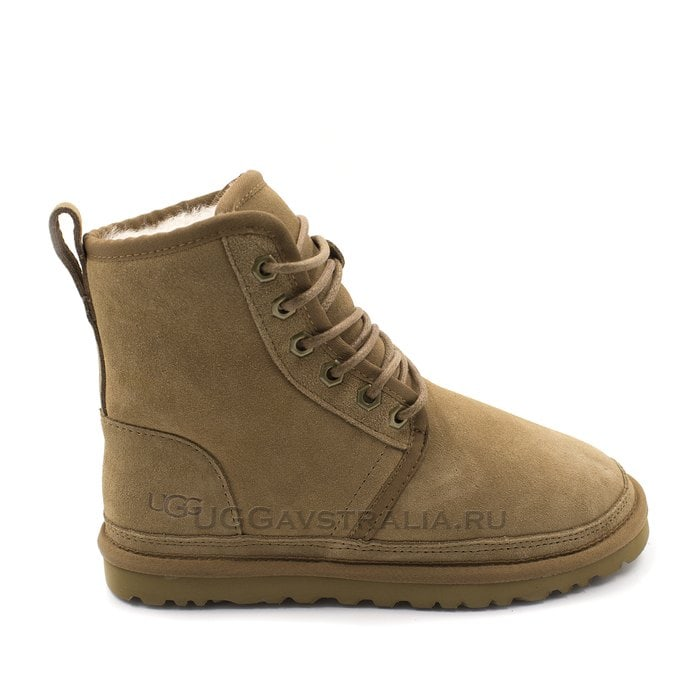 Женские ботинки UGG Harkley Chestnut