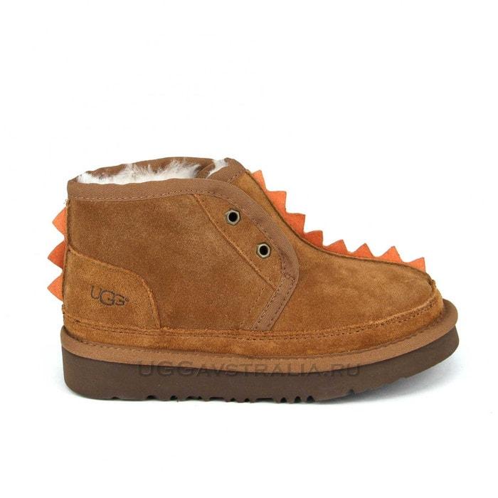 Детские ботинки UGG Kids Dydo Neumel Chestnut