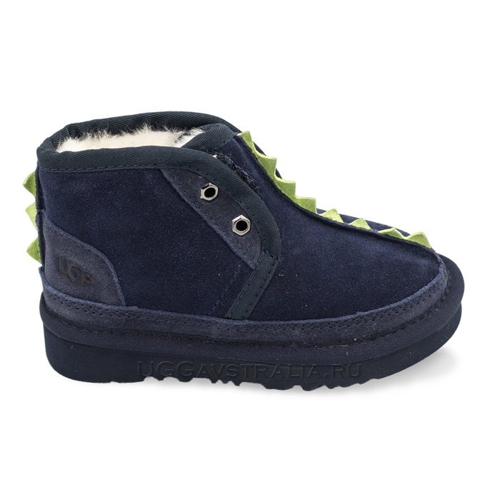 Детские ботинки UGG Kids Dydo Neumel Navy