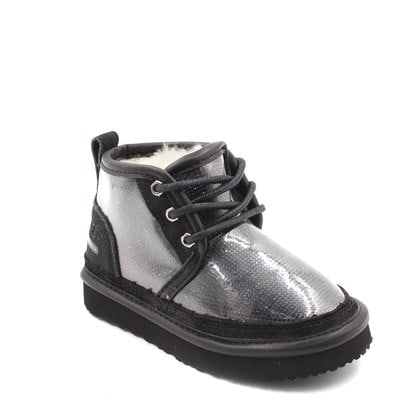 Ботинки UGG Kids Neumel Serein Black
