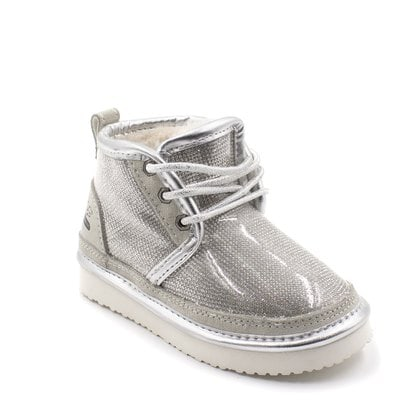 Ботинки UGG Kids Neumel Serein Silver