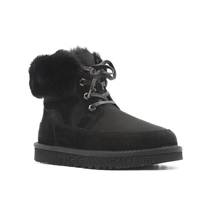Женские ботинки UGG Liana Boot Black