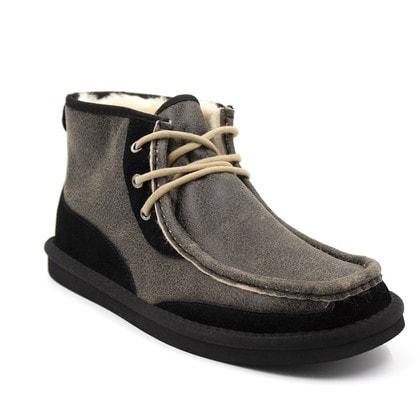 Ботинки UGG Mens Bosley Boots Bomber Black