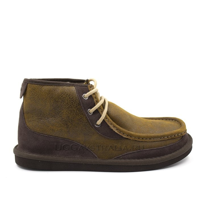 Мужские ботинки UGG Mens Bosley Boots Bomber Chestnut