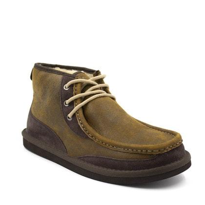 Ботинки UGG Mens Bosley Boots Bomber Chestnut