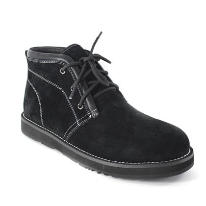Ботинки UGG Mens Iowa Boots Black