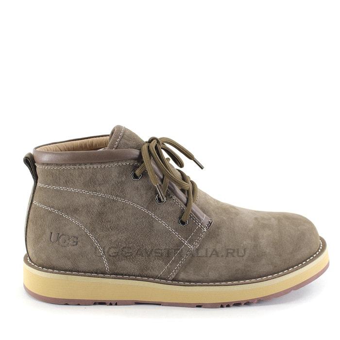 Мужские ботинки UGG Mens Iowa Boots Chocolate