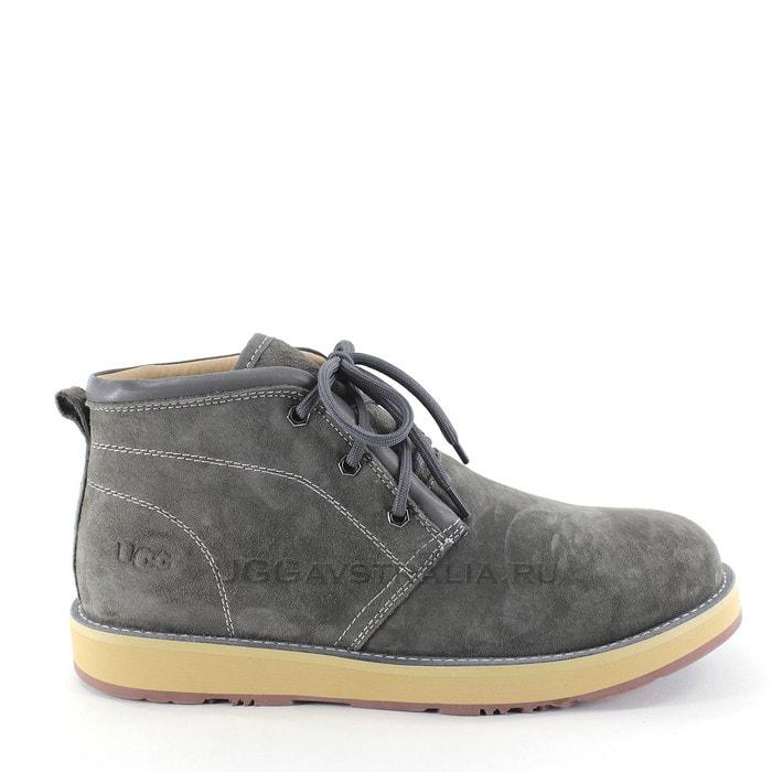 Мужские ботинки UGG Mens Iowa Boots Grey