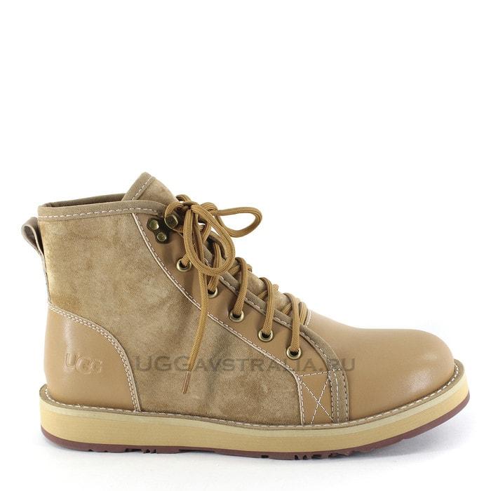 Мужские ботинки UGG Mens Navajo Boots Chestnut