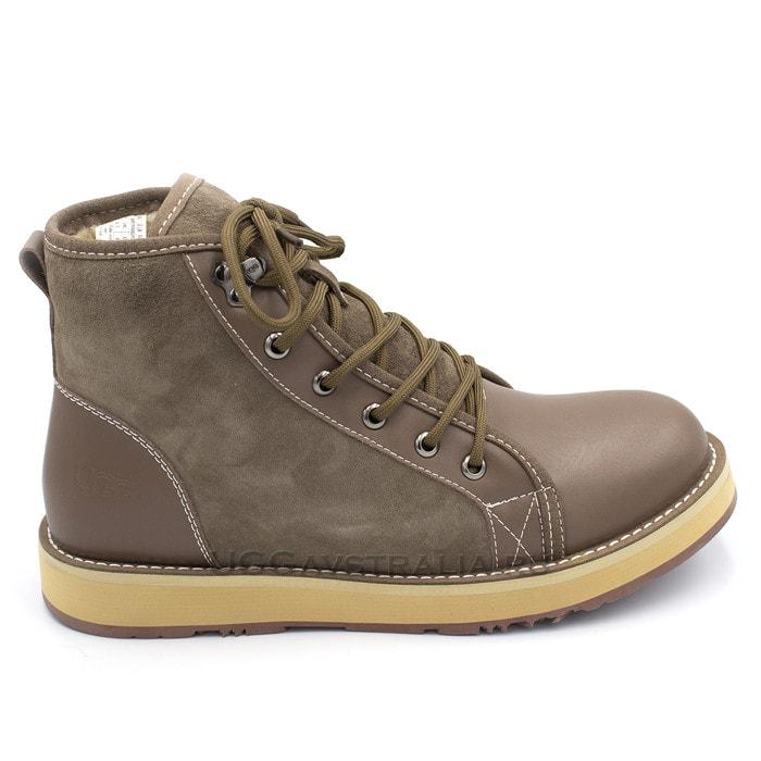 Мужские ботинки UGG Mens Navajo Boots Chocolate