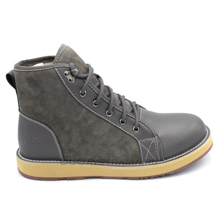 Мужские ботинки UGG Mens Navajo Boots Grey