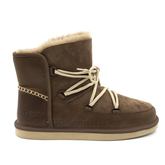 Мужские ботинки UGG Mens Levy Chocolate