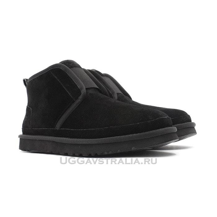 Мужские ботинки UGG Mens Neumel Flex Black