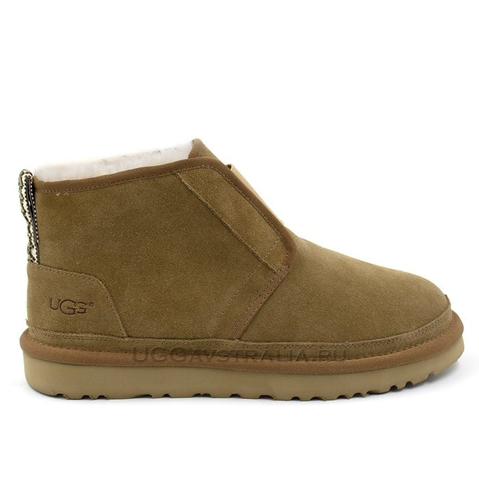 Мужские ботинки UGG Mens Neumel Flex Olive