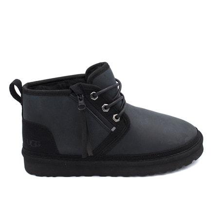 Ботинки UGG Mens Neumel Zip Black