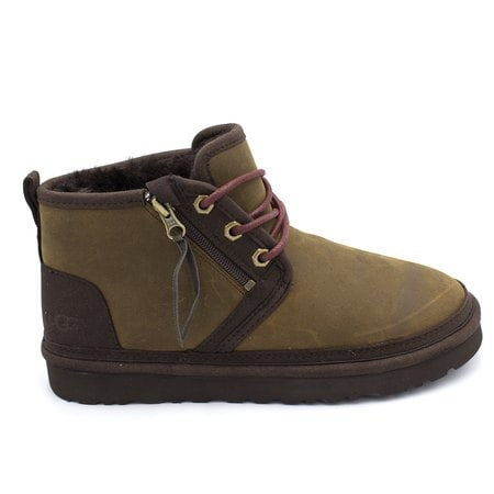 Ботинки UGG Mens Neumel Zip Chocolate