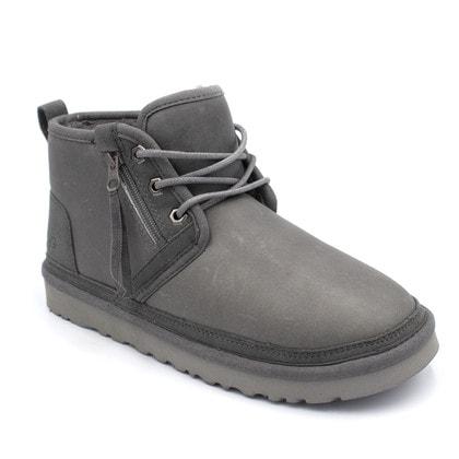 Ботинки UGG Mens Neumel Zip Grey