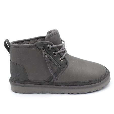 Ботинки UGG Mens Neumel Zip Grey