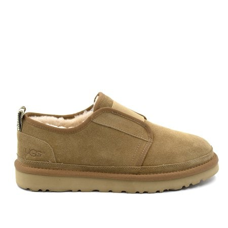Слипоны UGG Mens Stitch Slip Flex Olive