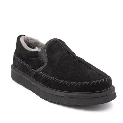 Слипоны UGG Mens Stitch Slip Black