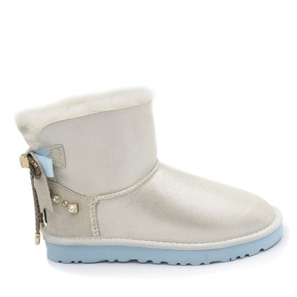 Угги UGG Mini Bailey Bow Braid I Do!