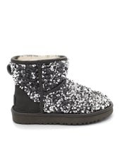 Угги UGG Mini Sparkle Miracle Grey
