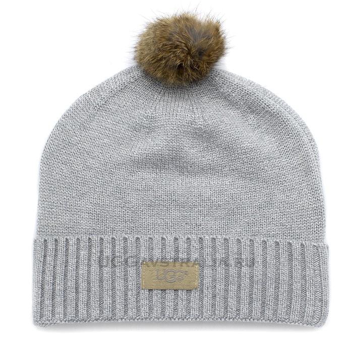 Женские шапку UGG Naomi Cashmere Hat Grey