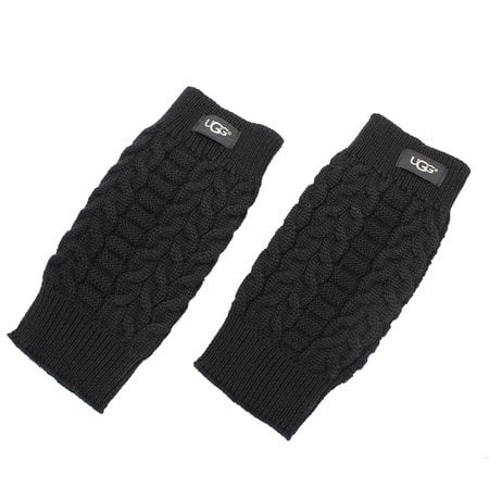 Перчатки UGG Wool Gloves Black