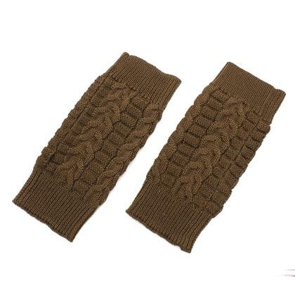 Перчатки UGG Wool Gloves Chestnut