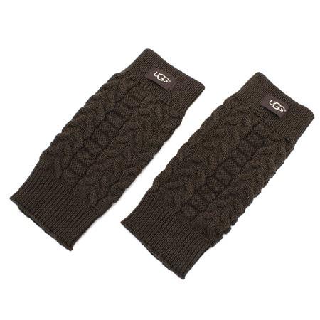 Перчатки UGG Wool Gloves Chocolate