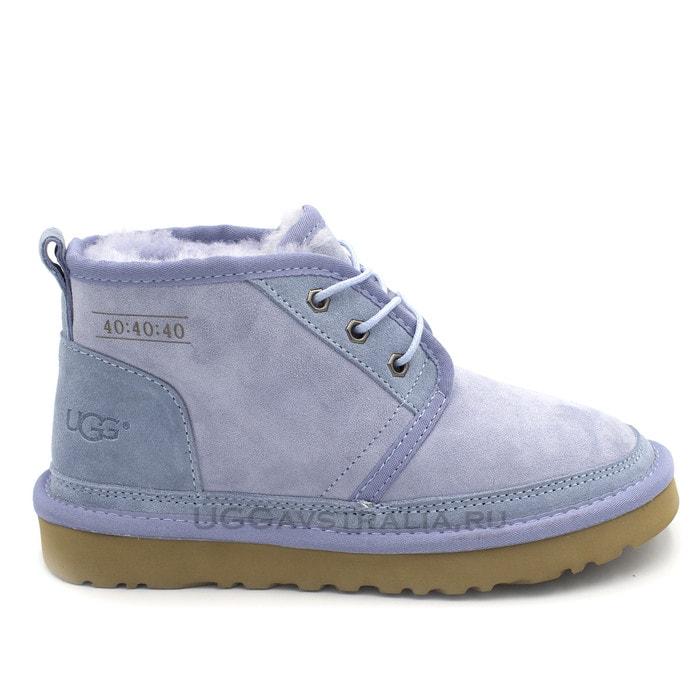 Женские ботинки UGG Neumel 40:40:40 Purple