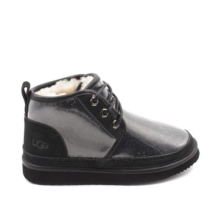 Женские ботинки UGG Neumel Serein Black