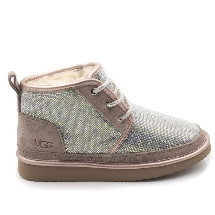 Женские ботинки UGG Neumel Serein Pink
