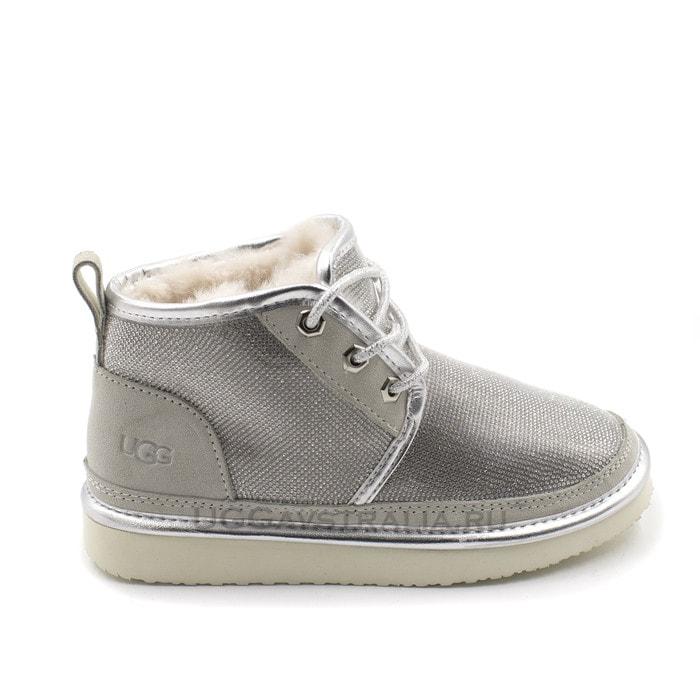 Женские ботинки UGG Neumel Serein Silver