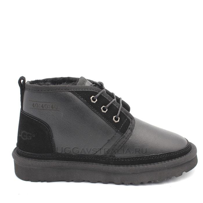 Женские ботинки UGG Neumel Metallic Black