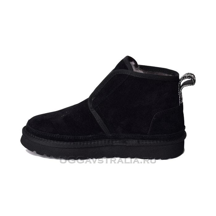 Женские ботинки UGG Neumel Flex Black