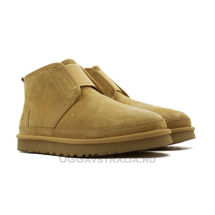 Женские ботинки UGG Neumel Flex Chestnut