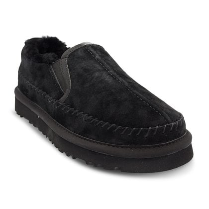 Слипоны UGG Stitch Slip Black