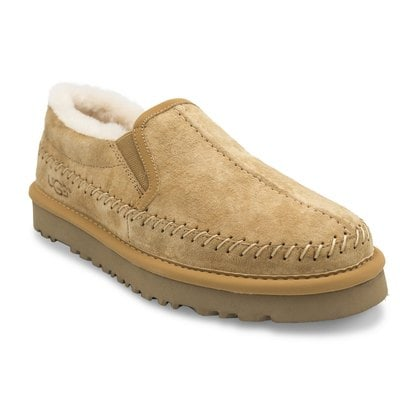 Слипоны UGG Stitch Slip Chestnut