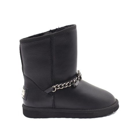 Угги UGG Zanotti Diamond Metallic Black